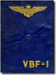 VBF-1 Tour Journal (1945)